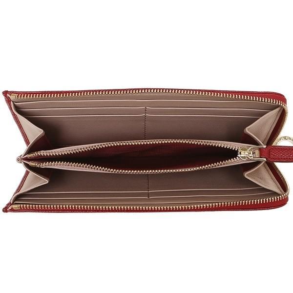 ブルガリ 長財布 レディース BVLGARI 281408 レッド|1andone|02