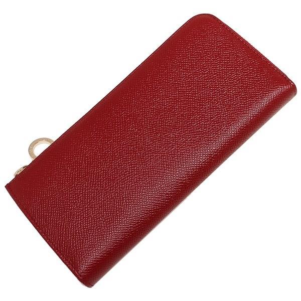 ブルガリ 長財布 レディース BVLGARI 281408 レッド|1andone|04