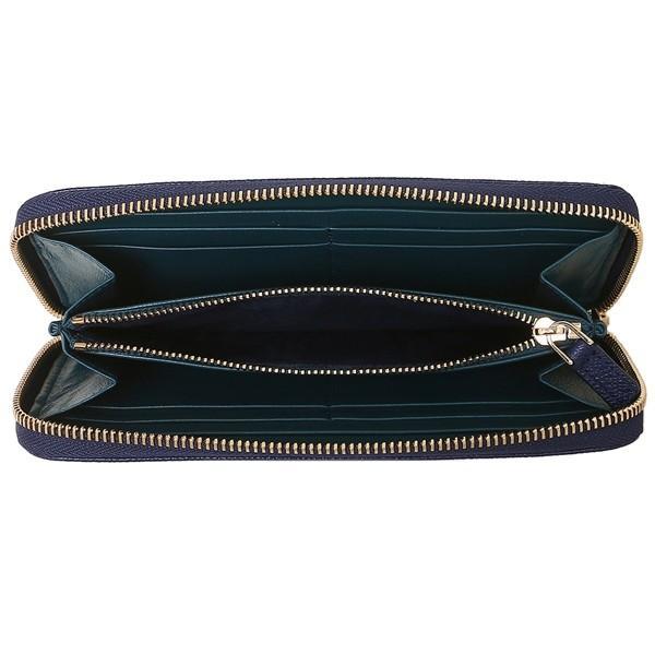 ブルガリ 長財布 レディース BVLGARI 281461 ブルー|1andone|02