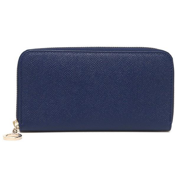 ブルガリ 長財布 レディース BVLGARI 281461 ブルー|1andone|05
