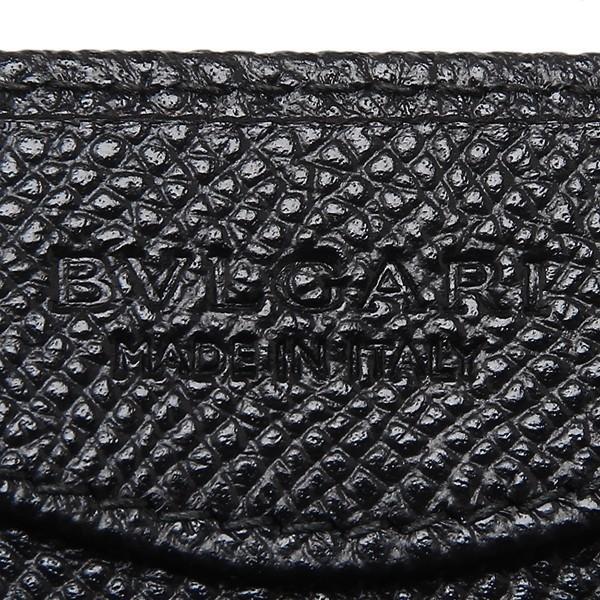 ブルガリ コインケース レディース BVLGARI 282881 ブラック|1andone|08