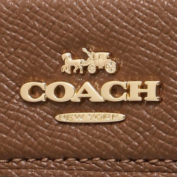 コーチ ハンドバッグ ショルダーバッグ アウトレット レディース COACH F32202 IMEB0 ブラウン