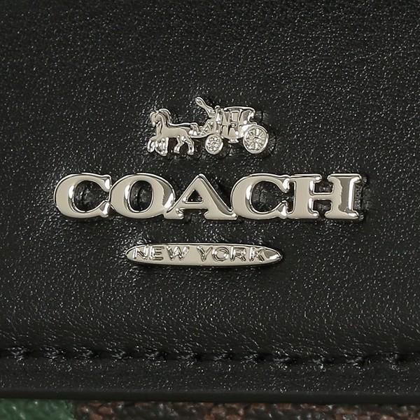 コーチ ハンドバッグ ショルダーバッグ アウトレット レディース COACH F39962 SVN2R ブラウン マルチ