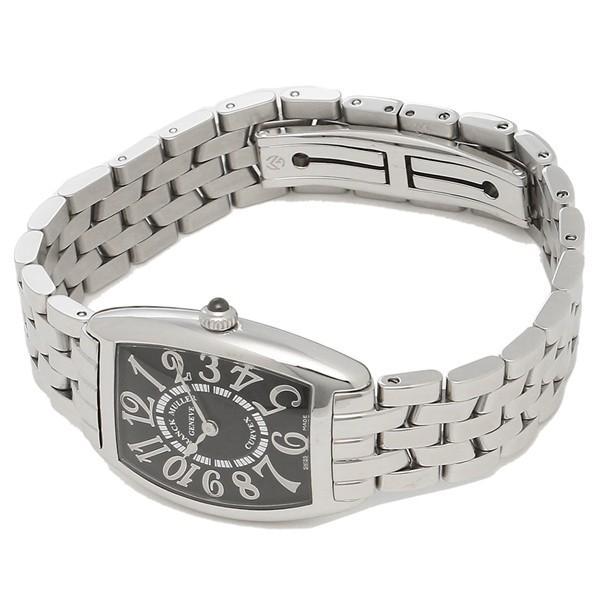 フランクミュラー 腕時計 レディース FRANCK MULLER 1752QZOAC シルバー ブラック|1andone|06
