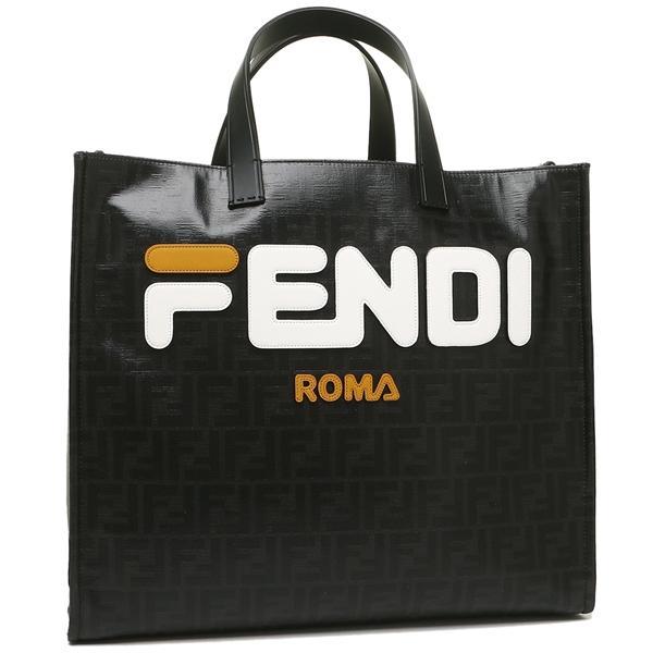 フェンディ トートバッグ レディース FENDI 8BH357 A5N6 F0CFM ブラック|1andone