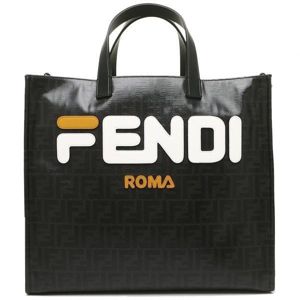 フェンディ トートバッグ レディース FENDI 8BH357 A5N6 F0CFM ブラック|1andone|05