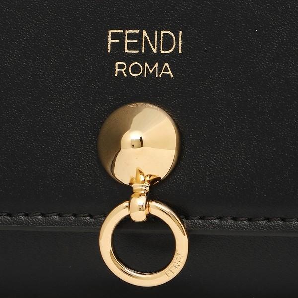フェンディ 長財布 レディース FENDI 8M0251 SME F0KUR ブラック|1andone|06