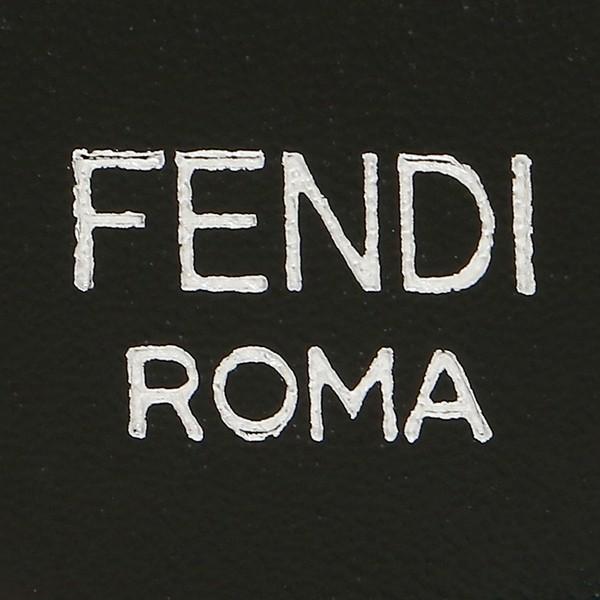 フェンディ ショルダーバッグ レディース FENDI 8M0365 SR0 F0JBX ブラック マルチカラー