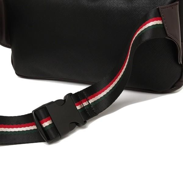 フルボデザイン ボディバッグ メンズ Furbo design FRB015Z ブラック