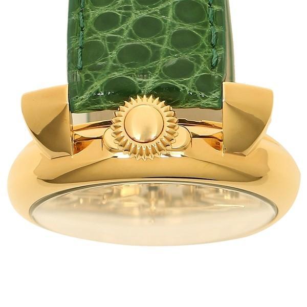 ガガミラノ 腕時計 メンズ レディース GAGA MILANO 5223MIR01 イエローゴールド グリーン