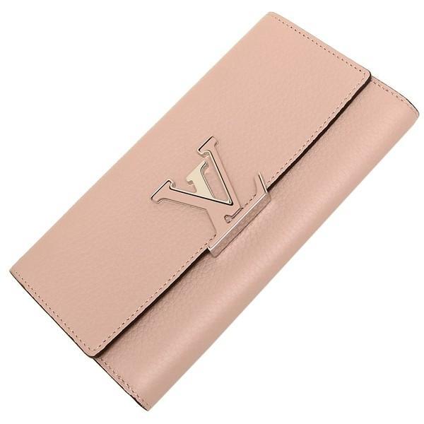 ルイヴィトン 長財布 レディース LOUIS VUITTON M61250 ピンク