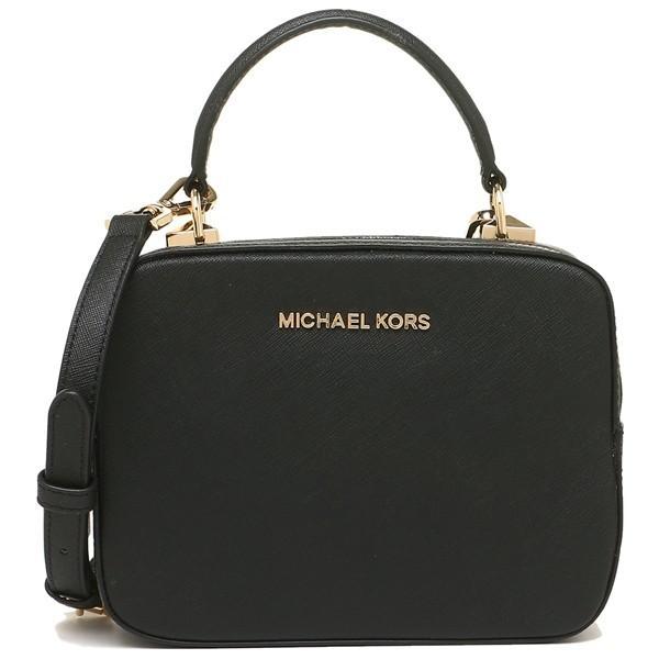 マイケルコース ハンドバッグ ショルダーバッグ アウトレット レディース MICHAEL KORS 35S9GKGC2L BLACK ブラック
