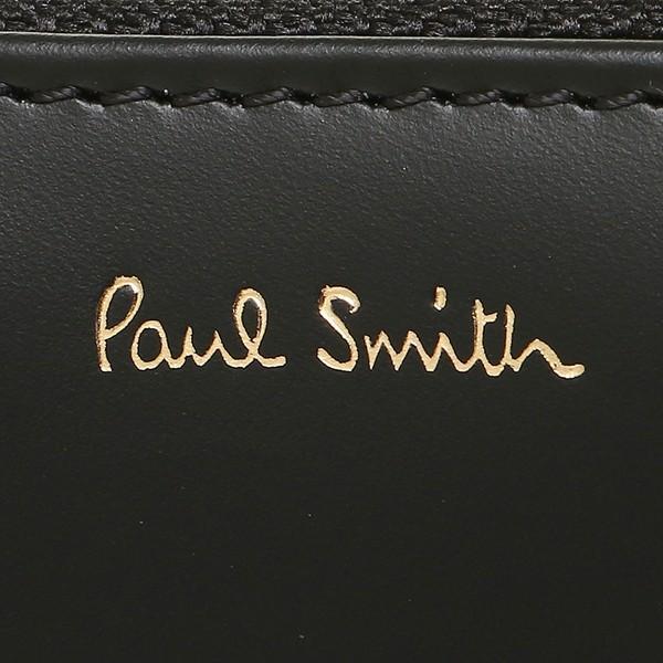 ポールスミス 長財布 メンズ PAUL SMITH 4778-AMULTI 79 ブラック マルチカラー|1andone|06