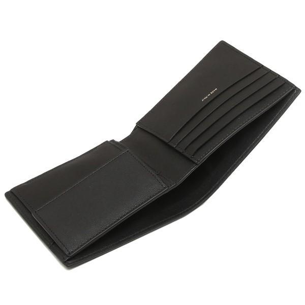 ポールスミス 折財布 メンズ PAUL SMITH 4833 A40191 79 ブラック|1andone|02