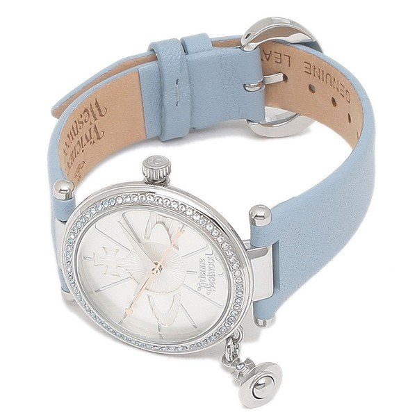 ヴィヴィアンウエストウッド 腕時計 レディース VIVIENNE WESTWOOD VV006BLBL ブルー|1andone|06