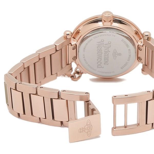 ヴィヴィアンウエストウッド 腕時計 レディース VIVIENNE WESTWOOD VV006PBRRS ローズゴールド 1andone 02