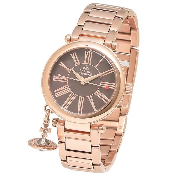 ヴィヴィアンウエストウッド 腕時計 レディース VIVIENNE WESTWOOD VV006PBRRS ローズゴールド 1andone 05