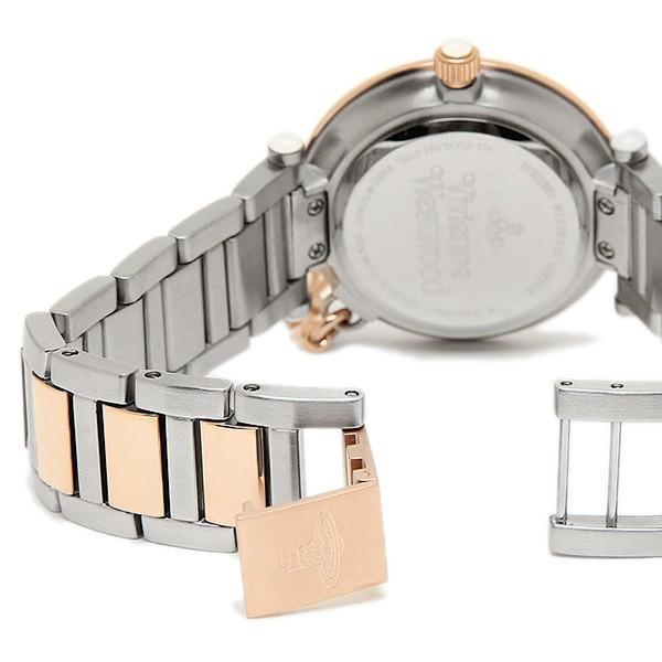 ヴィヴィアンウエストウッド 時計 レディース VIVIENNE WESTWOOD VV006PRSSL MOTHERORB 腕時計 ウォッチ ホワイトパール/ピンクゴールド/シルバー|1andone|02