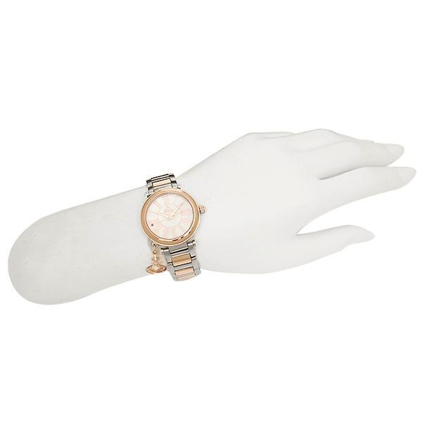 ヴィヴィアンウエストウッド 時計 レディース VIVIENNE WESTWOOD VV006PRSSL MOTHERORB 腕時計 ウォッチ ホワイトパール/ピンクゴールド/シルバー|1andone|04