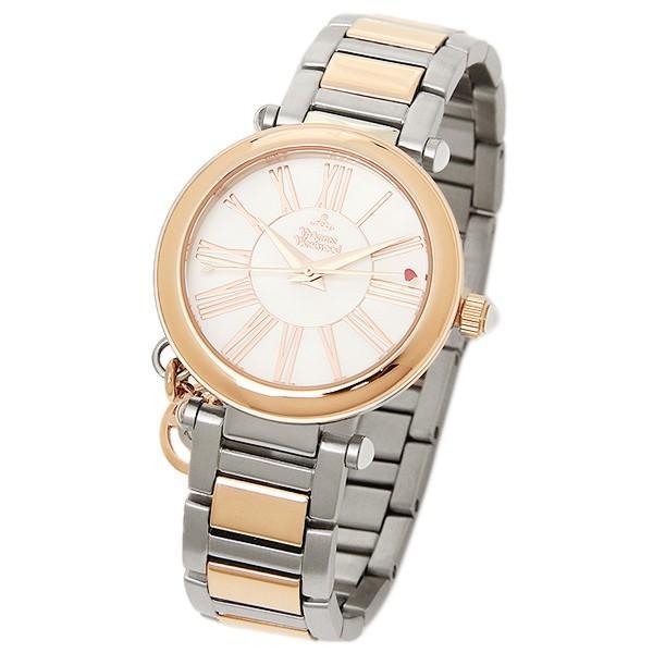 ヴィヴィアンウエストウッド 時計 レディース VIVIENNE WESTWOOD VV006PRSSL MOTHERORB 腕時計 ウォッチ ホワイトパール/ピンクゴールド/シルバー|1andone|05