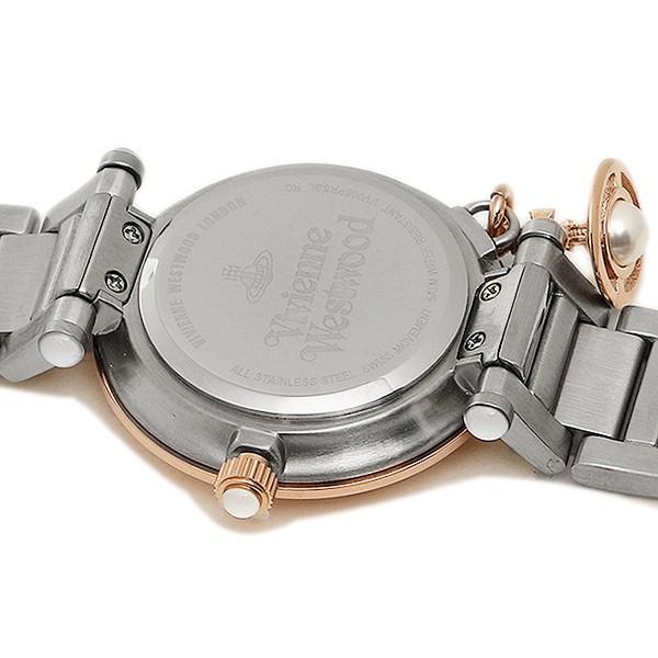 ヴィヴィアンウエストウッド 時計 レディース VIVIENNE WESTWOOD VV006PRSSL MOTHERORB 腕時計 ウォッチ ホワイトパール/ピンクゴールド/シルバー|1andone|07