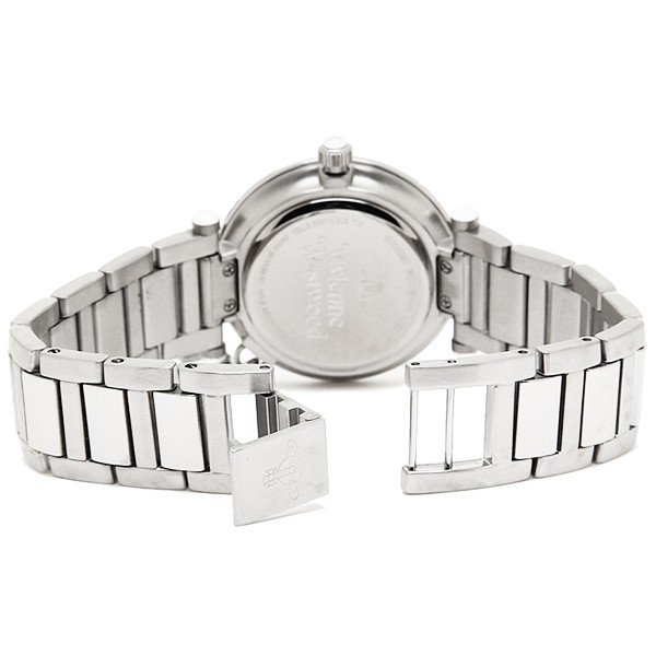 ヴィヴィアンウエストウッド 時計 レディース VIVIENNE WESTWOOD VV006PSLSL MOTHERORB 腕時計 ウォッチ ホワイトパール/シルバー|1andone|02