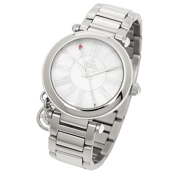 ヴィヴィアンウエストウッド 時計 レディース VIVIENNE WESTWOOD VV006PSLSL MOTHERORB 腕時計 ウォッチ ホワイトパール/シルバー|1andone|05