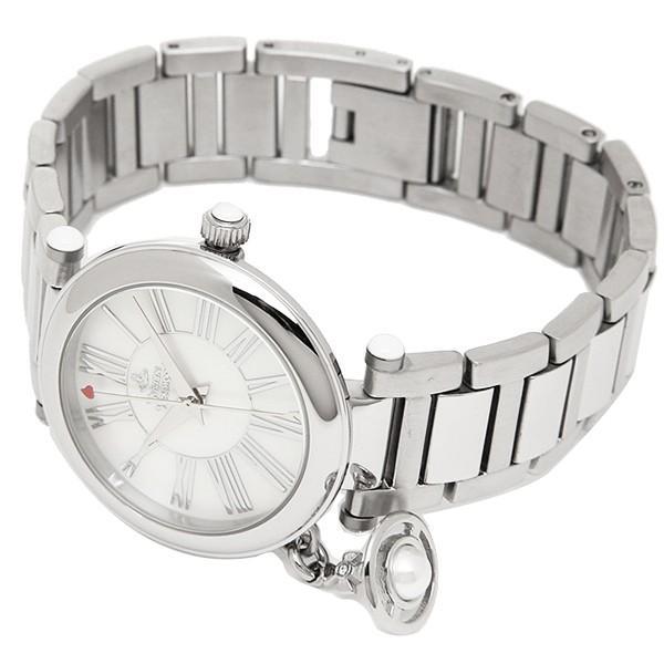 ヴィヴィアンウエストウッド 時計 レディース VIVIENNE WESTWOOD VV006PSLSL MOTHERORB 腕時計 ウォッチ ホワイトパール/シルバー|1andone|06