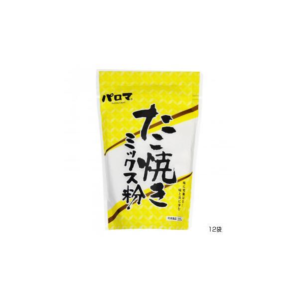 和泉食品 パロマたこ焼きミックス粉 500g(12袋)