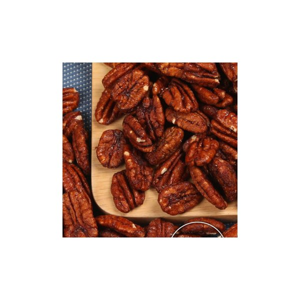 (同梱・代引き不可)世界の珍味 おつまみ SC飴掛けコーティング ピーカンナッツ 320g×10袋