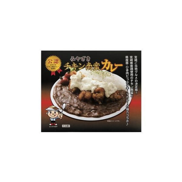(同梱・代引き不可)ばあちゃん本舗 みやざきチキン南蛮カレー 330g×10個