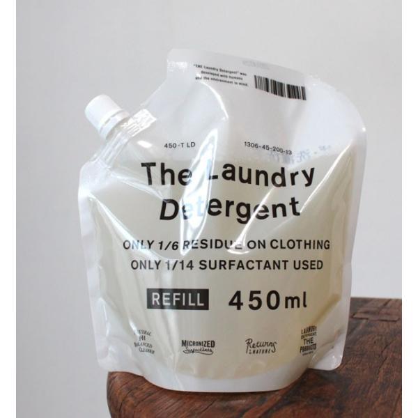 THE洗濯洗剤 詰め替え用 メール便不可 中川政七商店 植物由来|1em-rue