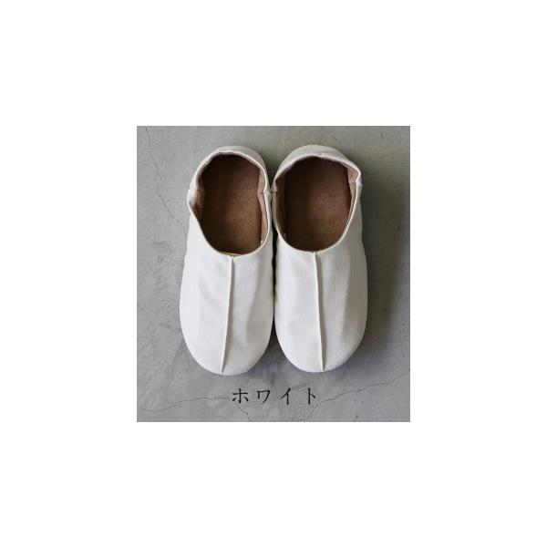 sarasa design サラサデザイン Maestro room shoes for lady 女性用ルームシューズ Leather メール便不可 スリッパ レザー スエード レディース|1em-rue|06