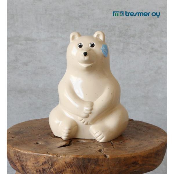 予約販売 2月末入荷予定 MK-Tresmer エムケー・トレスマー ポーラーベアー マネーボックス メール便不可 貯金箱 おしゃれ 北欧