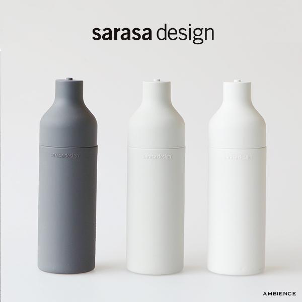 sarasa design サラサデザイン sarasa Squeeze bottle メール便不可 シリコン ボトル シンプル キッチン 詰め替え 洗剤