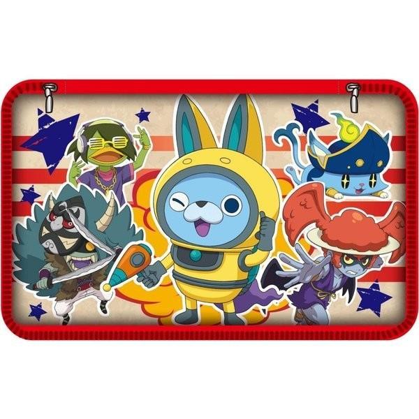プレックス PLEX 妖怪ウォッチ new NINTENDO 3DSLL 専用 ポーチ4 USAVer.  YW-56B|1enakans|03