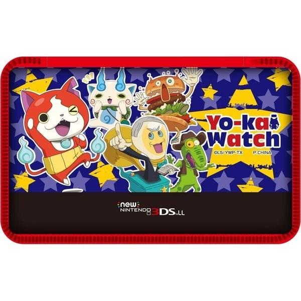 プレックス PLEX 妖怪ウォッチ new NINTENDO 3DSLL 専用 ポーチ4 USAVer.  YW-56B|1enakans|04