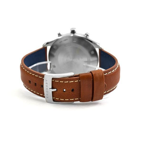 KRONABY クロナビー SEKEL セイケル スマートウォッチ 43mm メンズ 腕時計 A1000-1901