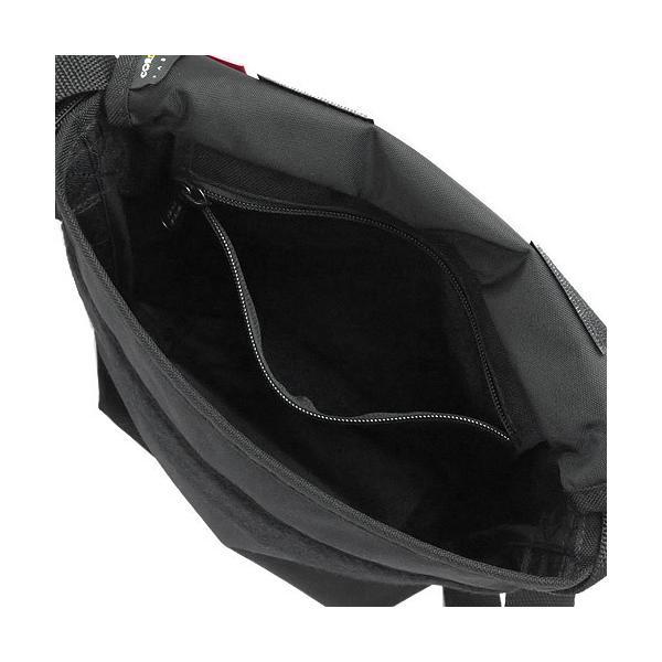 マンハッタンポーテージ メッセンジャーバッグ 1604 BLK ブラック