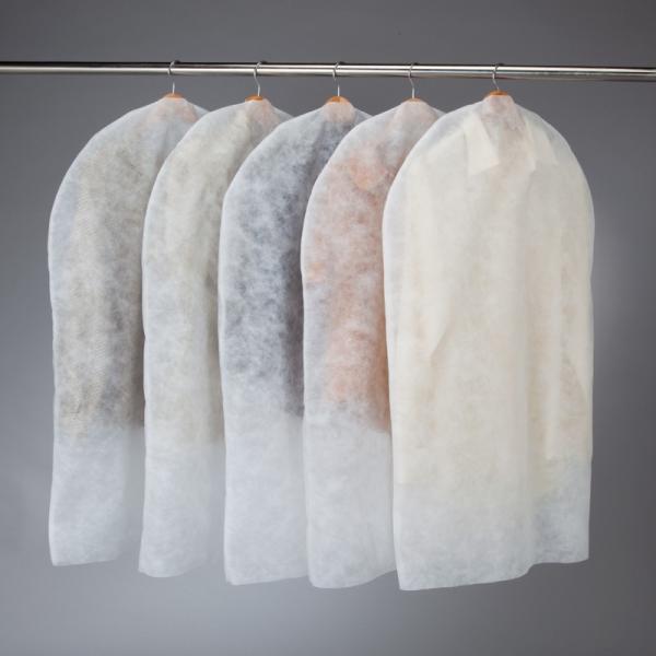 アストロ 洋服カバー スーツ用 5枚組 通気性のよい衣類カバー 湿気・ホコリ対策 110-60 1storage 02