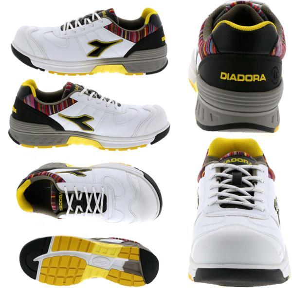 安全靴 DIADORA ディアドラ DONKEL ドンケル BLUEJAY ブルージェイ  BJ121 BJ312 BJ812 21248 02