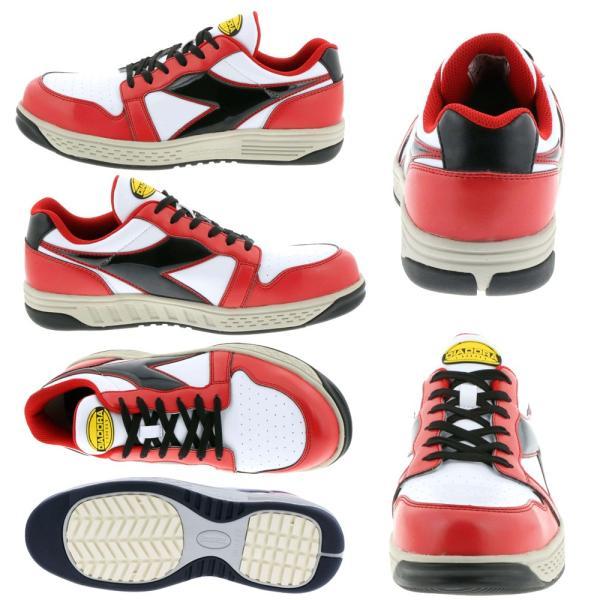 安全靴 プロスニーカー ディアドラ DIADORA ドンケル DONKEL  GREBE グレーブ GR211 GR312|21248|03