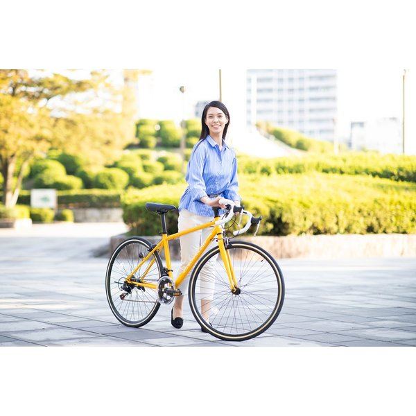 自転車 ロードバイク 700 シマノ製14段変速   送料無料 スポーツ 街乗り|21technology|15