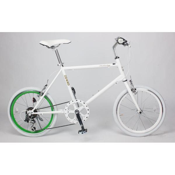 【22日(日)24時間限りの11%OFFクーポン発行中】自転車 ミニベロ クロスバイク CL20 シマノ製6段変速 20インチ スポーツ 街乗り|21technology|06