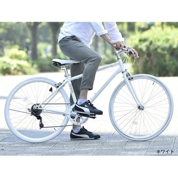 自転車 クロスバイク CL26 人気 700×28C 6段変速 クロスバイク 送料無料|21technology|13