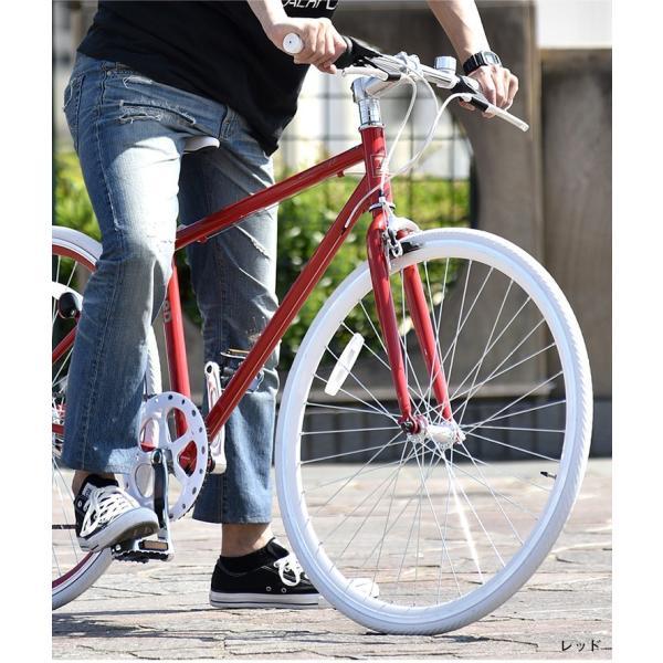 自転車 クロスバイク CL26 人気 700×28C 6段変速 クロスバイク 送料無料|21technology|14