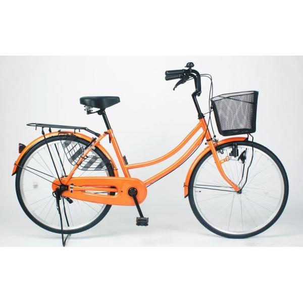 自転車 ママチャリ シティサイクル MC240-N 24インチ 本体 東京都・神奈川県・千葉県・埼玉県限定|21technology|02