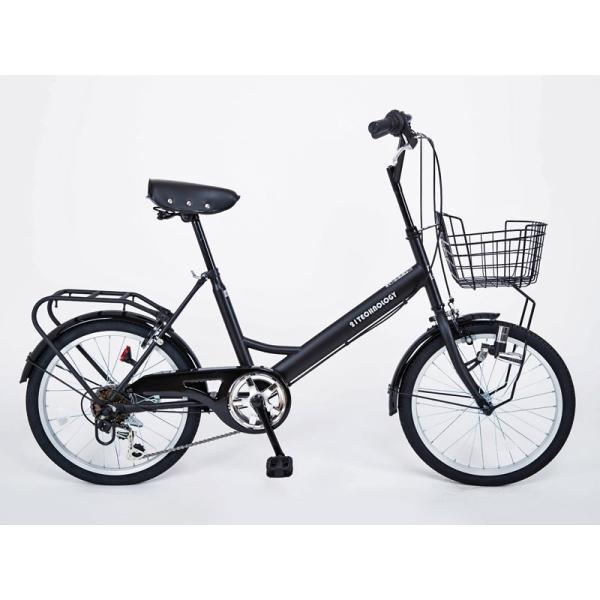 自転車 ミニベロ SK206 20インチ 小径車 本体 シティサイクル 信越、関東、南東北、北東北限定 送料無料|21technology|02