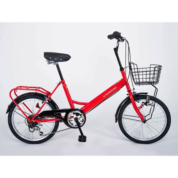 自転車 ミニベロ SK206 20インチ 小径車 本体 シティサイクル 信越、関東、南東北、北東北限定 送料無料|21technology|03
