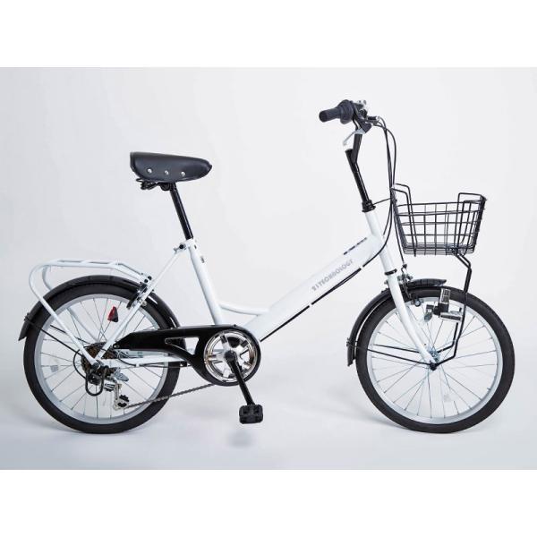 自転車 ミニベロ SK206 20インチ 小径車 本体 シティサイクル 信越、関東、南東北、北東北限定 送料無料|21technology|04